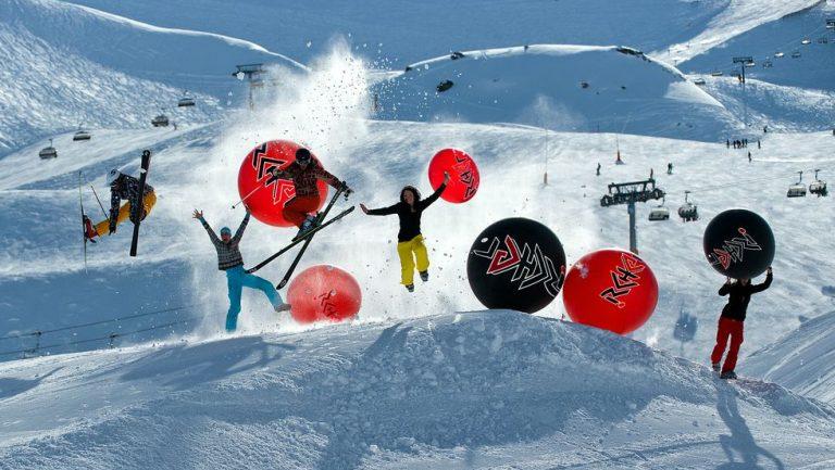 Австрия, Ишгль, Горные лыжи