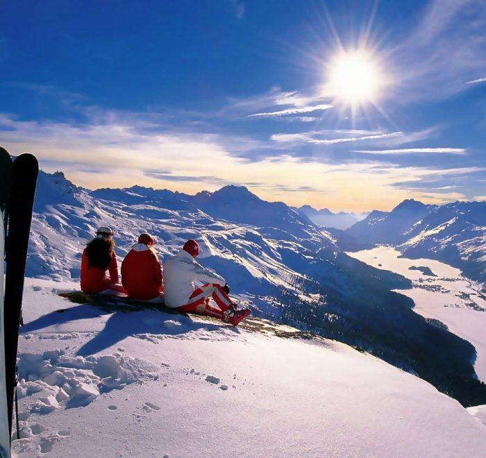 Горные лыжи Швейцария