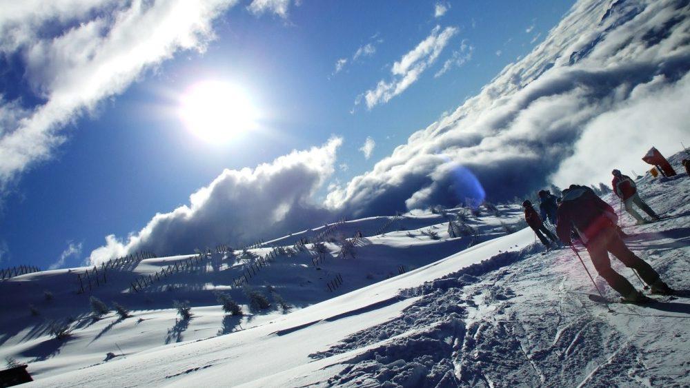 Горные лыжи Италия
