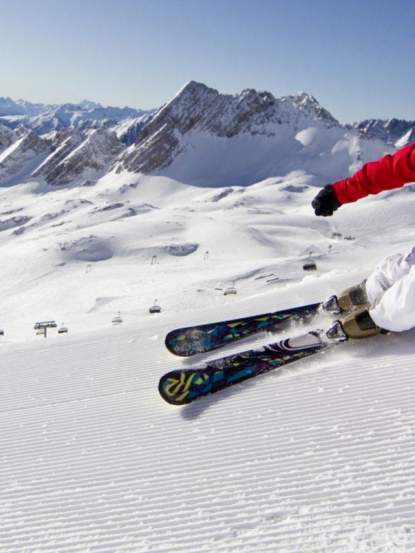 Горные лыжи в Италии