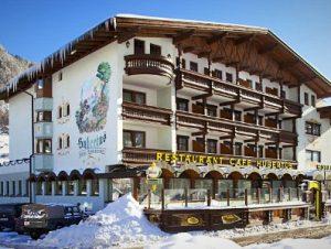 Горные лыжи в Австрии